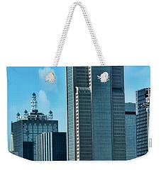 A Slice Of Dallas Weekender Tote Bag