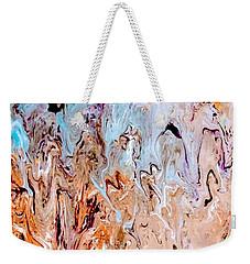 A Slice Of Earth Weekender Tote Bag