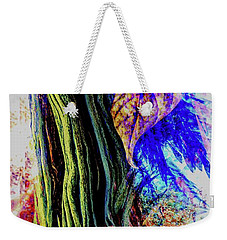 A Slice Of The Forest Weekender Tote Bag