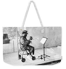 A Soldier's Song Weekender Tote Bag