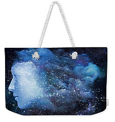 A Soul In The Sky Weekender Tote Bag