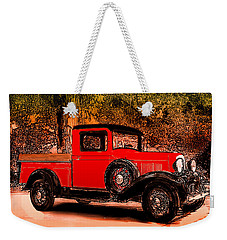 A Southern Ford Weekender Tote Bag by J Griff Griffin
