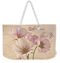 A Special Thank You - Card Weekender Tote Bag