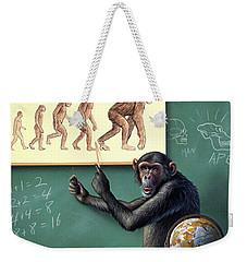 A Specious Origin Weekender Tote Bag