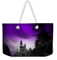 A Spell Cast Once Upon A Time Weekender Tote Bag by Susan Lafleur