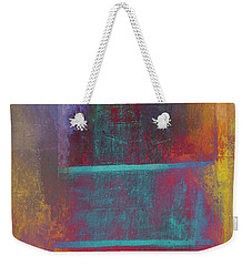 A Splash Of Color Weekender Tote Bag
