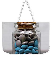 A Spoon Full Of Sugar Weekender Tote Bag by Afrodita Ellerman
