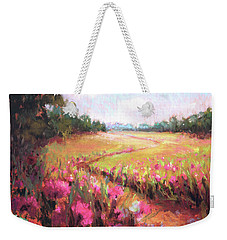 A Spring To Remember Weekender Tote Bag
