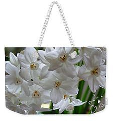 A Spring Wedding Weekender Tote Bag