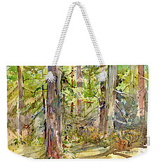 A Stand Of Trees Weekender Tote Bag