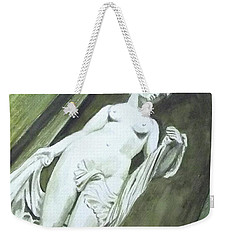 A Statue At The Toledo Art Museum - Ohio Weekender Tote Bag