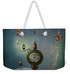 A Stitch In Time Saves Nine Weekender Tote Bag