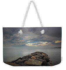 A Storm From The West Weekender Tote Bag