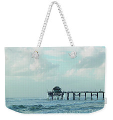 A Storm's Brewing Weekender Tote Bag