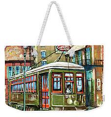 A Streetcar Named Desire Weekender Tote Bag
