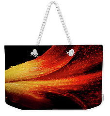 A Summer Time Lily Weekender Tote Bag