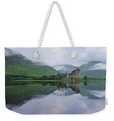 A Summers Morning At Kilchurn Weekender Tote Bag