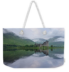 A Summers Morning At Kilchurn Weekender Tote Bag