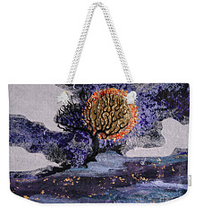 A Sun So Bright Weekender Tote Bag by Stanza Widen