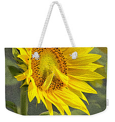 A Sunflower's Prayer Weekender Tote Bag