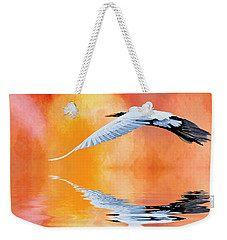 A Sunny Morning Weekender Tote Bag by Cyndy Doty