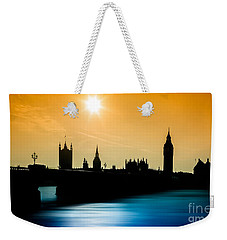 A Sunny Shape Weekender Tote Bag