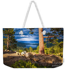 A Swing With A View Weekender Tote Bag