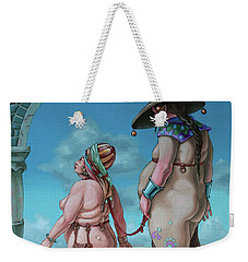 A Tale For Adults Weekender Tote Bag
