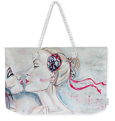 A Taste Of Spring Weekender Tote Bag