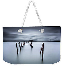 A Test Of Time Weekender Tote Bag by Jorge Maia