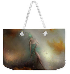 A Thankless Task... Autumn Leaves Weekender Tote Bag by Joe Gilronan