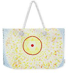 A Thousand Petals Weekender Tote Bag