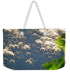 A Thousand Suns - Ring Of Fire Eclipse 2012 Weekender Tote Bag by Bill Owen