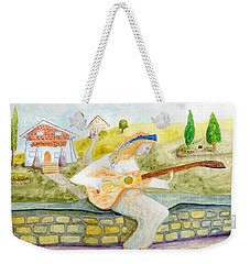 A Time For Music Weekender Tote Bag