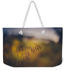 Weekender Tote Bag featuring the photograph A Time To Be by Shane Holsclaw