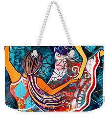 A Time To Dance Weekender Tote Bag