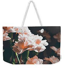 A Touch Of Georgia Sunlight - Macro Weekender Tote Bag