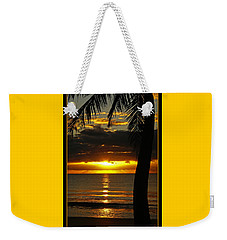 A Touch Of Paradise Weekender Tote Bag