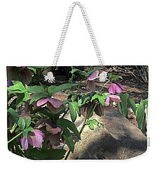 A Touch Of Pink Weekender Tote Bag