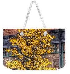 A Tree Grows In Boston Weekender Tote Bag by Patricia E Sundik