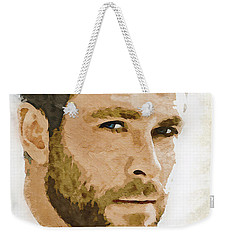 A Tribute To Chris Hemsworth Weekender Tote Bag