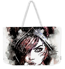 A Tribute To Xayah Weekender Tote Bag