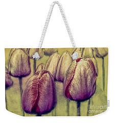 A Tulip Affair Weekender Tote Bag