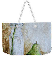 A Tulip And Two Pears Weekender Tote Bag