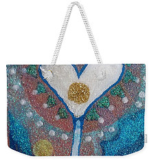 A Type Of Dandelion Weekender Tote Bag