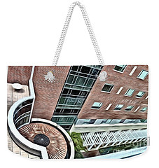 A Veiw From Above Weekender Tote Bag
