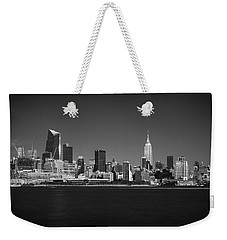 A View From Across The Hudson Weekender Tote Bag by Eduard Moldoveanu