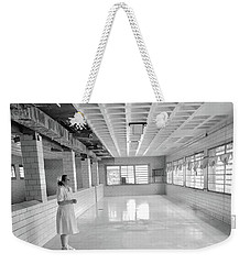 A View From Insanity Weekender Tote Bag