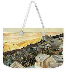 A View From Jerome Weekender Tote Bag