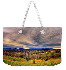 A View From The Biltmore Weekender Tote Bag